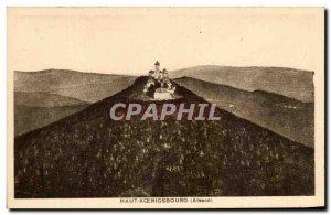 Postcard Old Hochkönigsburg