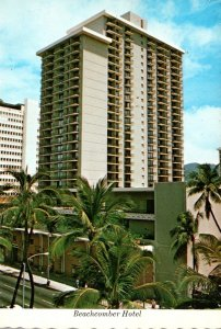 Hawaii Waikiki The Beachcomber Hotel