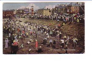 Many People, The Sands, Morecambe, England, State Series