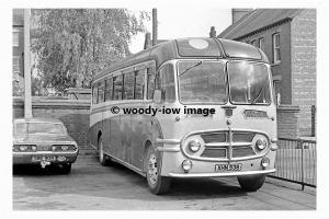 pt7581 - Jesus Coach at Grantham , Lincolnshire - photograph 6x4
