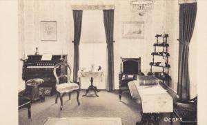RP, Interior- Class Room, Home Of Mary Baker Eddy, Lynn, Massachusetts, 1950s