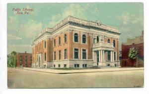 Public Library, Erie, Pennsylvania, 1900-1910s