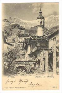Tirol , Parthie in Hotting, Austria , PU-1900