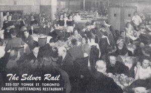 TORONTO , Ontario , Canada , 30-40s ; The Silver Rail Restaurant