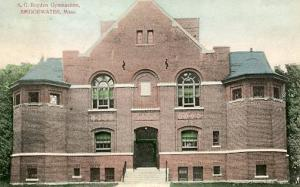 MA - Bridgewater. A G Boyden Gymnasium