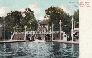 NEW HAVEN , Conn. , 1906 ; Chute the Chutes , White City