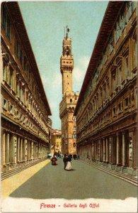 CPA Firenze Galleria degli ITALY (801163)