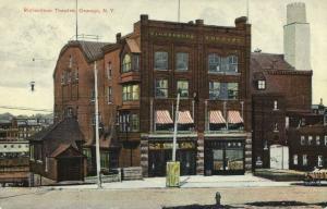 Oswego, N.Y., Richardson Theatre (1910s)