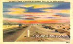 Highway - MIsc, CA