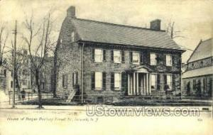House Of Prayer Rectory  Newark NJ 1907
