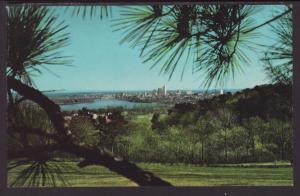 Scenic Vista,Little Rock,AR Postcard