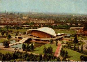 Germany Berlin Congress Hall In The Tiergarten