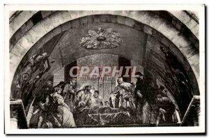 Postcard Old Chiesa Di Venezia s Mazco