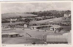 RP: Bathing Pool , Cold Knap , Batty, UK , 1930-40s ; TUCK