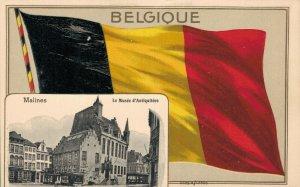 Belgium Malines Mechelen Le Musee d'Antiquités 06.79