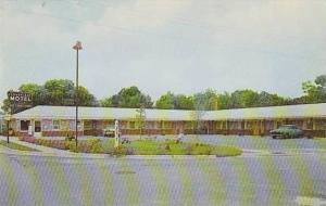North Carolina Kenly Clover Leaf Motel