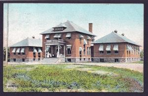 General Hospital Ashtabula Ohio used c1910