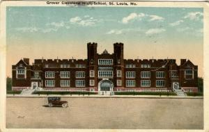 MO - St Louis. Grover Cleveland High School