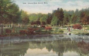 DULUTH , Minnesota, 1900-10s ; Lincoln Park