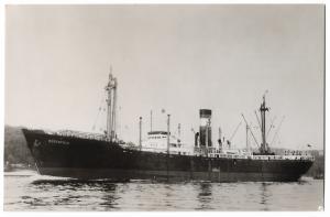 s.s. Rotenfels - RPPC - Nautica - 01.14