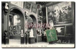 Montauban - The Museum - Old Postcard