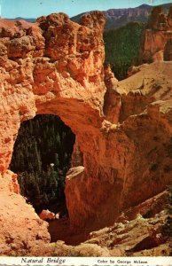 Utah Bryce Canyon National Park Natural Bridge 1973