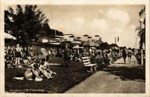 CPA AK MEERSBURG a. B. Strandbad GERMANY (739705)
