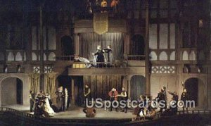 Oregon Shakespearean Festival - Ashland