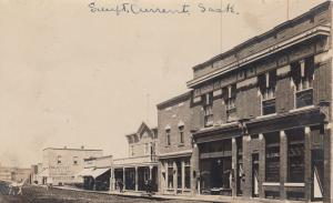 RP: SWIFT CURRENT , Sask. , Canada , 1900-10s ; Street view
