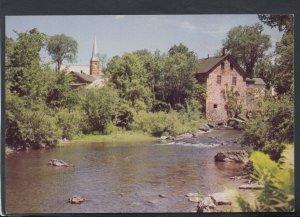 Canada Postcard - Old Mill, Frelighsburg, Missisquoi, Quebec RR5895