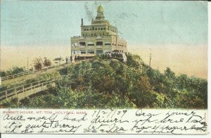 Holyoke, Mass., Summit House, Mt. Tom