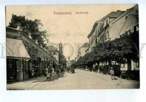 3138398 Czech Republic Frantiskovy Lazne FRANZENSBAD Kirchstras