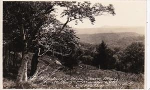 Vermont Marlboro Mt Moonadnock Holly Stark Trail Real Photo