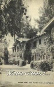 Santa Maria Inn