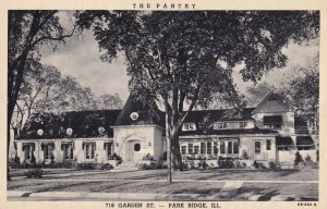 PARK RIDGE, Illinois, 1900-10s; The Pantry, 718 Garden St.