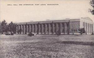 Washington Fort Lewis Drill Hall and Gymnasium Artvue