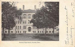massachusetts  Peabody High School