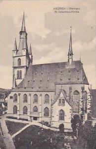 KIEDRICH i. Rheingau, St Valentinus-Kirche, Germany , 00-10s