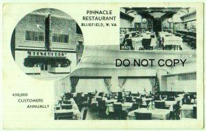 Pinnacle Restaurant, Bluefield W Va