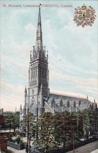 Saint Michaels Cathedral Toronto Canada