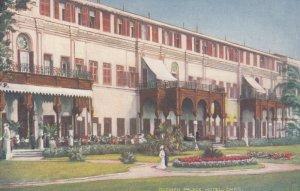 CAIRO , Egypt , 1900-1910s ; Gezireh Palace Hotel ; TUCK