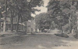 GRAFTON , Vermont , 1912 ; Main Street ; Version-2
