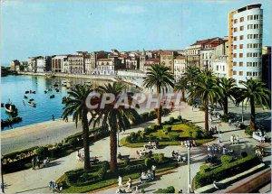 Cars of & # 39orne Old Postcard the Lake Casino