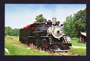 AR Caddo & Choctaw Train Railroad RR ROSBORO ARKANSAS
