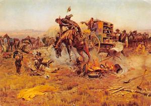 Camp Cook's Troubles - Tulsa, Oklahoma