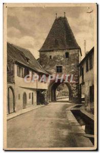 Old Postcard Boersch