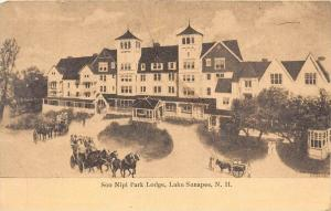 25332 NH, Lake Sunapee, Soo Nipi Park Lodge