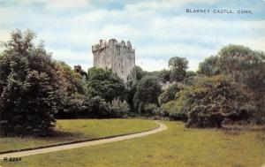 Ireland Rep. Cork Blarney Castle Chateau