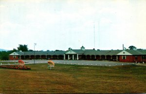 Ohio Warren Town and Country Motel 1959