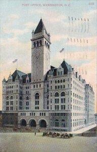 Post Office Washington D C 1908